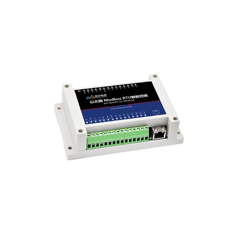 工业级以太网Modbus RTU终端ZSR2184